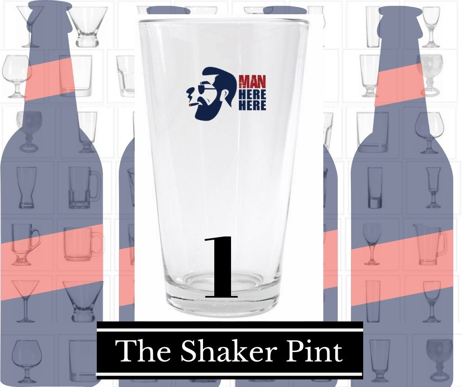 1.The Shaker Pint