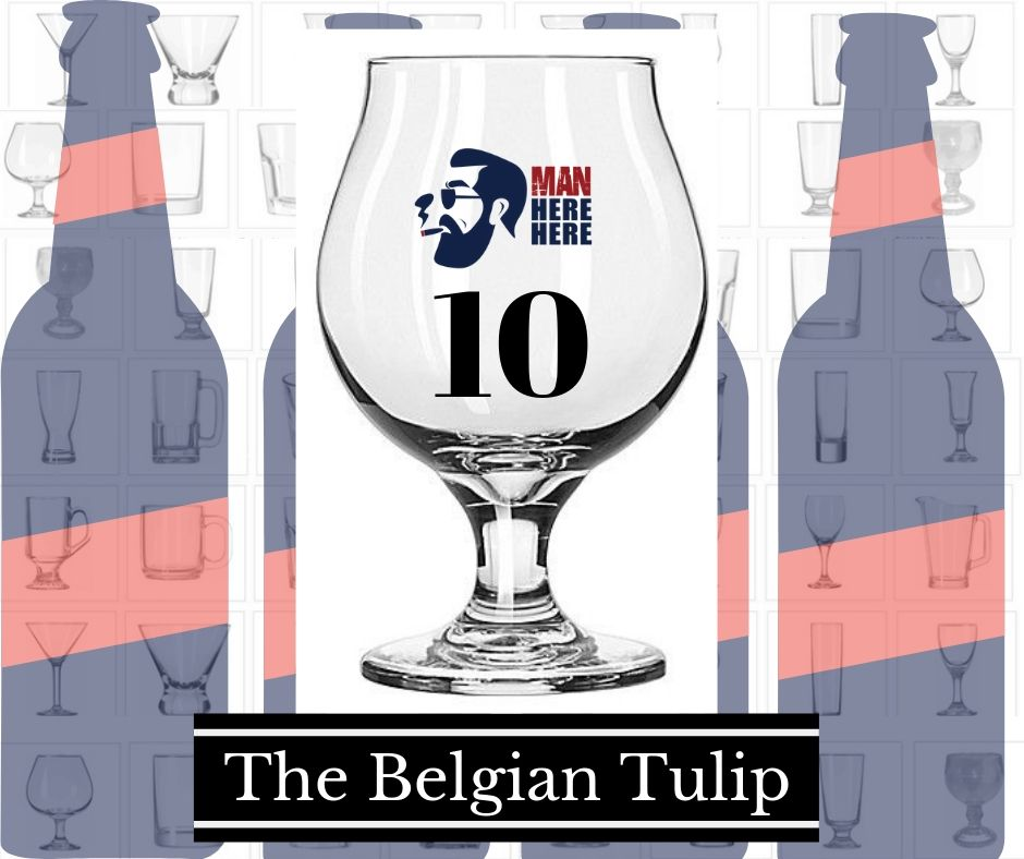 10.The Belgian Tulip