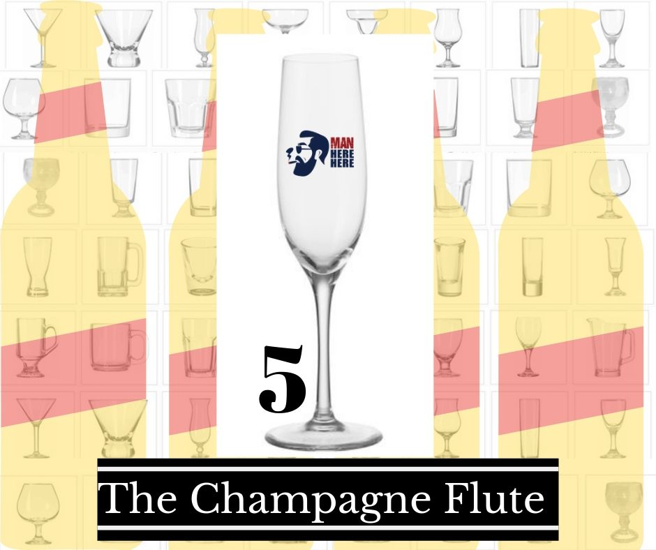 5.The Champagne Flut