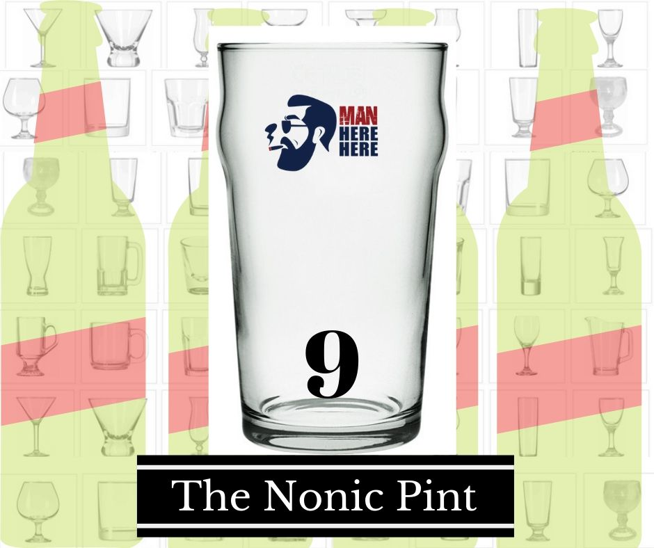 9.The Nonic Pint