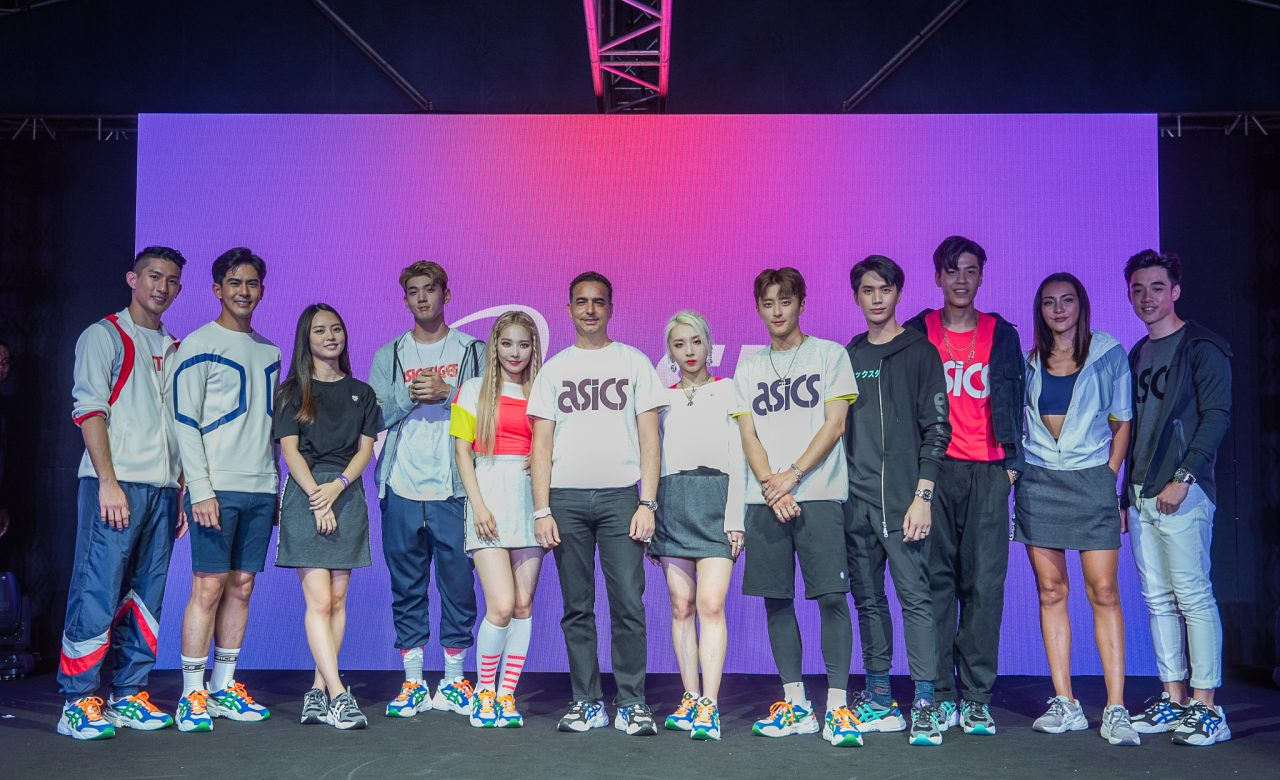 ASICS GEL-BND™ LAUNCH PARTY - 5