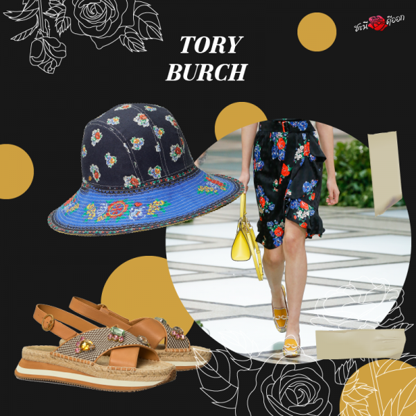 TORY BURCH Spring/summer 2020-PIC1