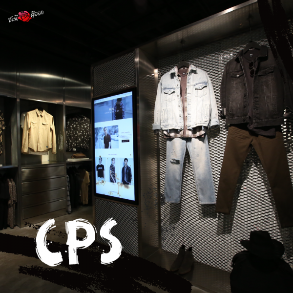 CPS CHAPS THE NEW FLAGSHIP STORE MEN ZONE