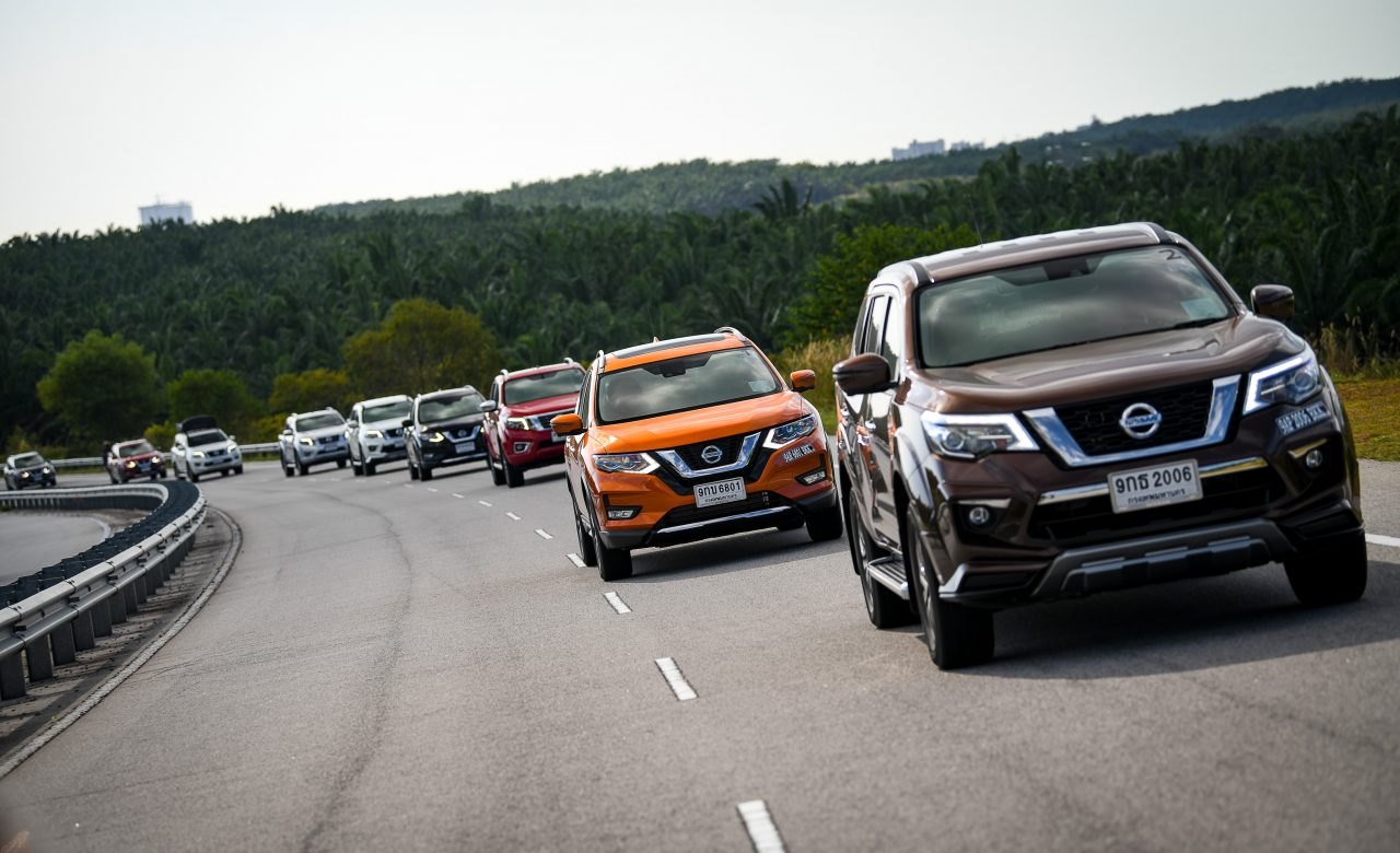 Nisson Go Anywhere in Malaysia Test Drive all car