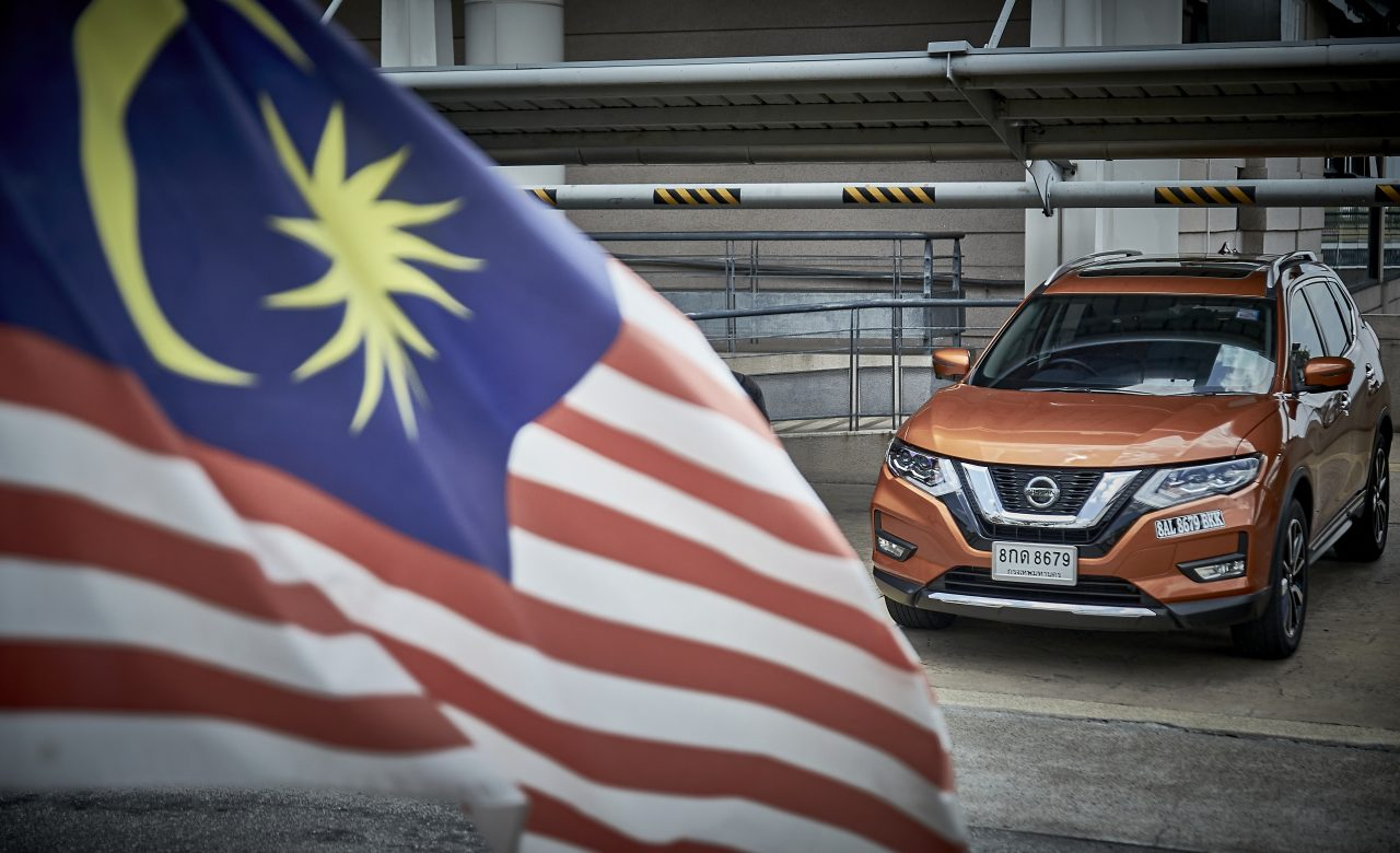 Nisson Go Anywhere in Malaysia Test Drive